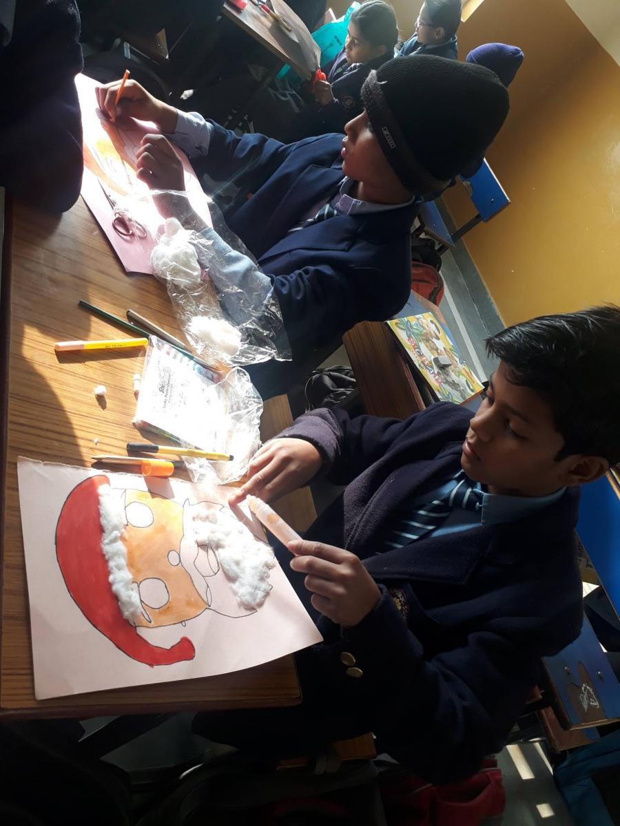 Christmas craft and fun activities 14