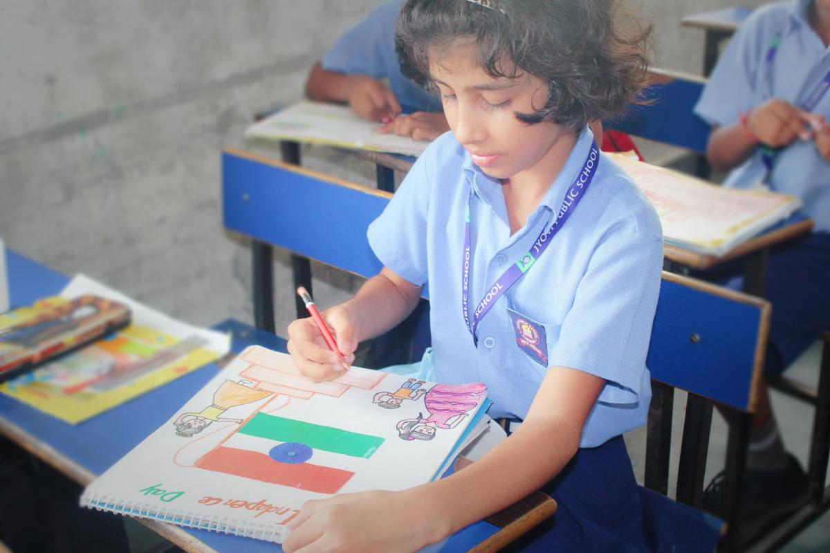 Craft activities of the month...our country celebrates independence on 15th August, but in our school the fever continues whole month...students participated in various activities with full enthusiasm
