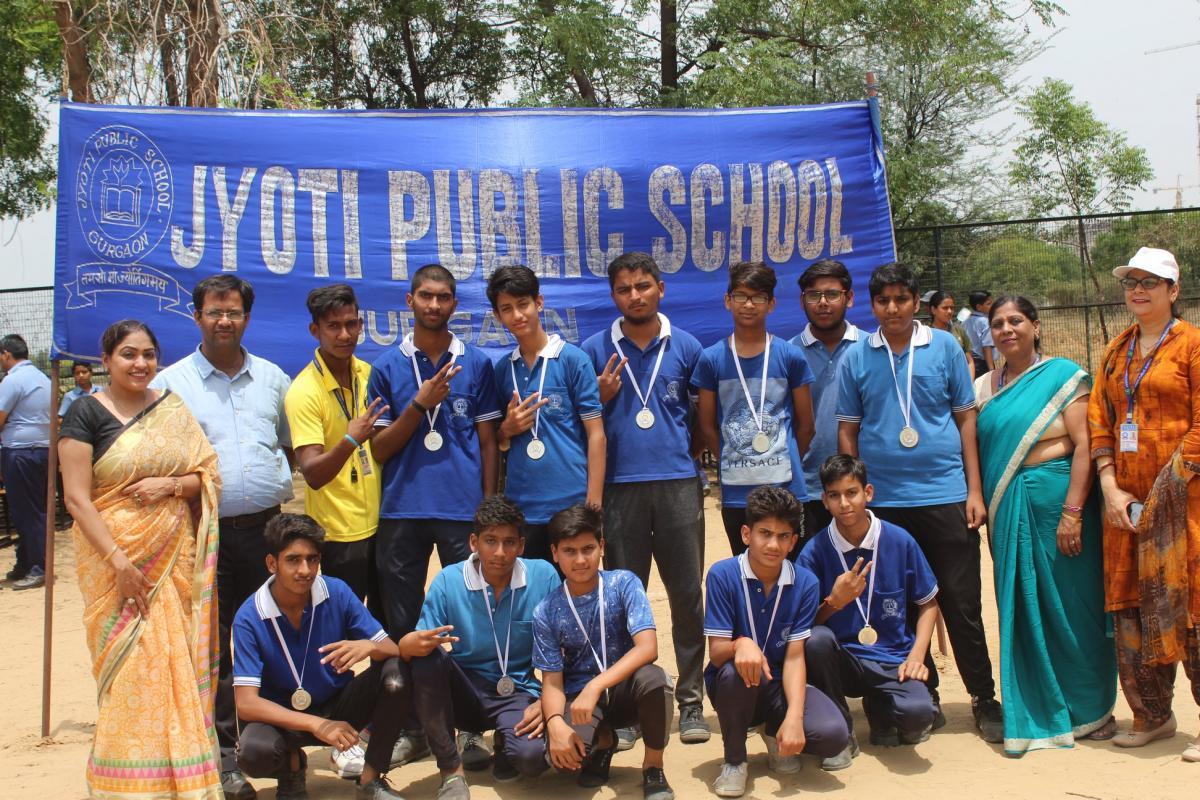 Khel Trishna Inter House Sports Competition