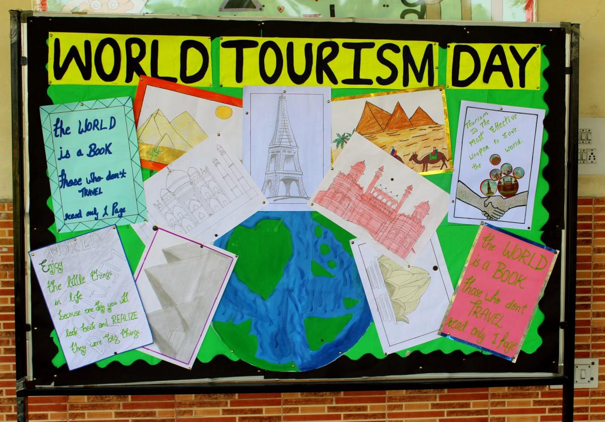 World Tourism Day Celebration  on 27th September 2018