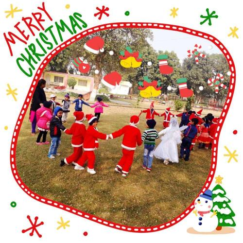 """""""We wish you a merry Christmas…"""","""