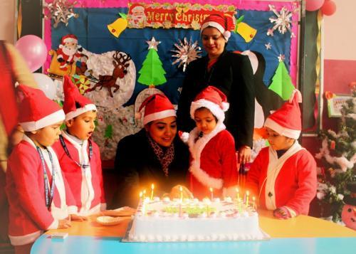 Celebrated everywhere as a joyous family affair
