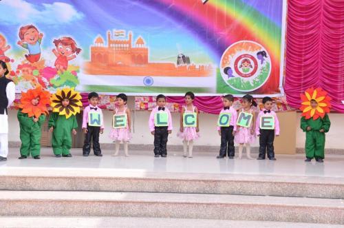 Children's day is celebrate 10