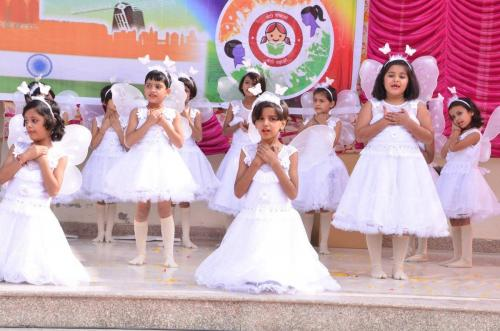 Children's day is celebrate 7