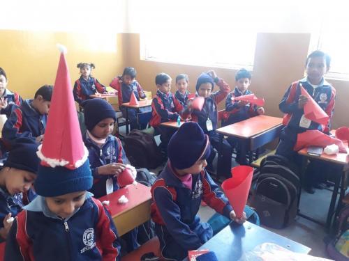 Christmas craft and fun activities 16