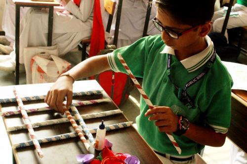 Deepawali Craft Activities 2018