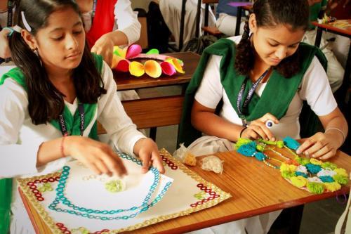 Deepawali Craft Activities 2018 14