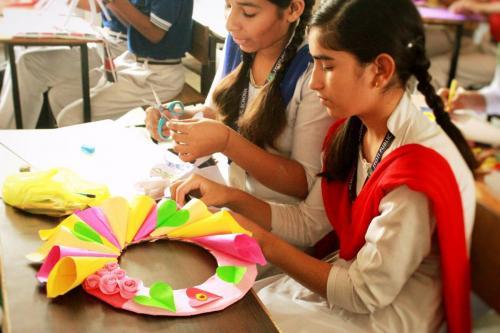 Deepawali Craft Activities 2018  2