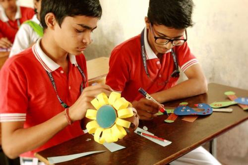 Deepawali Craft Activities 2018  5