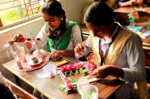 Deepawali Craft Activities 2018  7