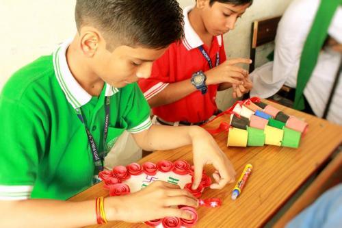 Deepawali Craft Activities 2018   11