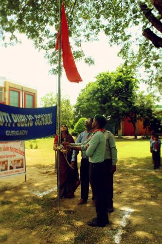 Hindustan Scouts and Guides trains the Boy and Girl Programme-Pragatisheel Prashikshan 0