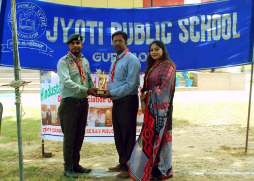 Hindustan Scouts and Guides trains the Boy and Girl Programme-Pragatisheel Prashikshan