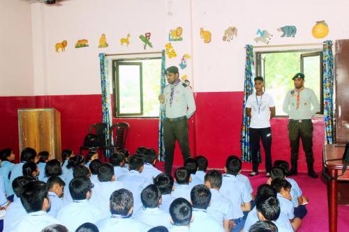 Hindustan Scouts and Guides trains the Boy and Girl Programme-Pragatisheel Prashikshan 10