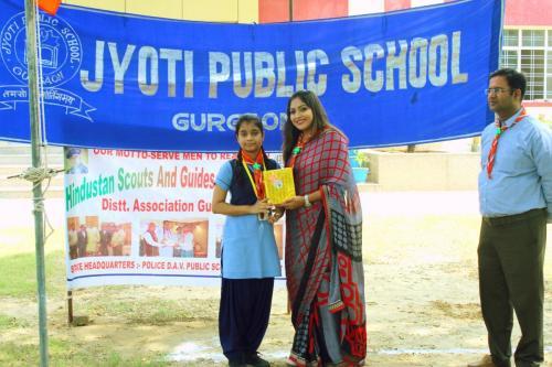 Hindustan Scouts and Guides trains the Boy and Girl Programme-Pragatisheel Prashikshan 12