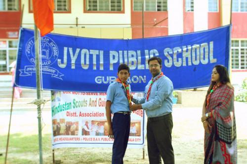 Hindustan Scouts and Guides trains the Boy and Girl Programme-Pragatisheel Prashikshan 13