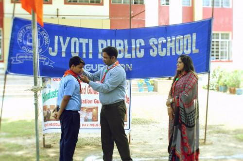 Hindustan Scouts and Guides trains the Boy and Girl Programme-Pragatisheel Prashikshan 14