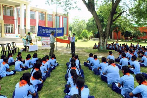 Hindustan Scouts and Guides trains the Boy and Girl Programme-Pragatisheel Prashikshan 15