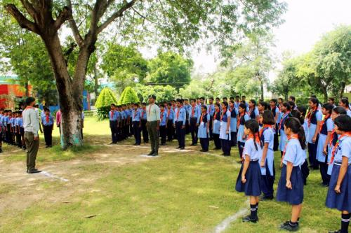 Hindustan Scouts and Guides trains the Boy and Girl Programme-Pragatisheel Prashikshan 16