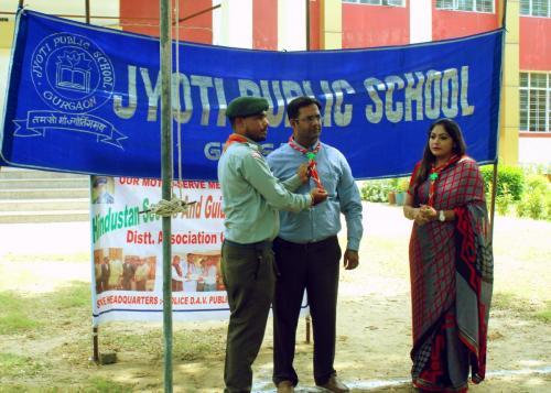 Hindustan Scouts and Guides trains the Boy and Girl Programme-Pragatisheel Prashikshan 17 (1)