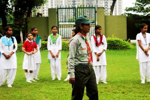 Hindustan Scouts and Guides trains the Boy and Girl Programme-Pragatisheel Prashikshan 18