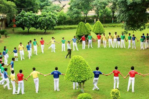 Hindustan Scouts and Guides trains the Boy and Girl Programme-Pragatisheel Prashikshan 2