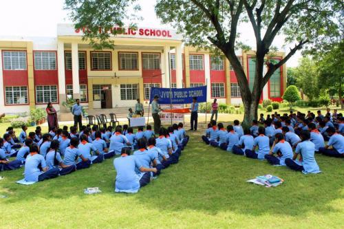 Hindustan Scouts and Guides trains the Boy and Girl Programme-Pragatisheel Prashikshan 3