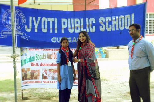 Hindustan Scouts and Guides trains the Boy and Girl Programme-Pragatisheel Prashikshan 4