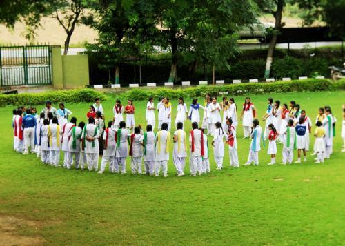 Hindustan Scouts and Guides trains the Boy and Girl Programme-Pragatisheel Prashikshan 5