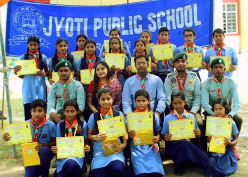 Hindustan Scouts and Guides trains the Boy and Girl Programme-Pragatisheel Prashikshan 6