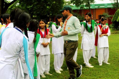 Hindustan Scouts and Guides trains the Boy and Girl Programme-Pragatisheel Prashikshan 7