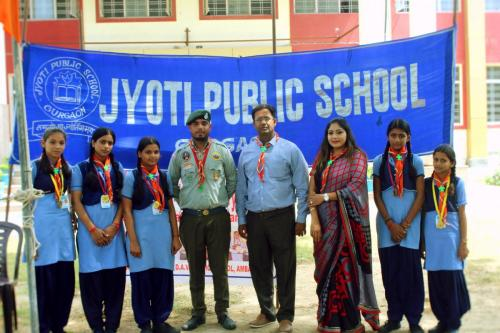 Hindustan Scouts and Guides trains the Boy and Girl Programme-Pragatisheel Prashikshan 8