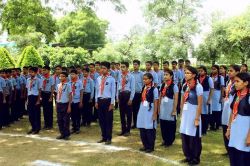 Hindustan Scouts and Guides trains the Boy and Girl Programme-Pragatisheel Prashikshan 9