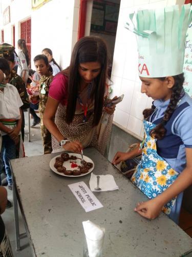 Inter school cultural fest participation. 5
