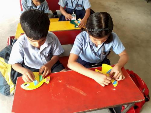 July Craft Activities( Kids age 6 to 9 ) 4