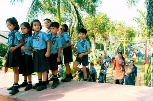 Junior Wing Picnic 1