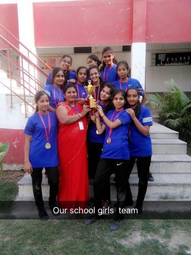"Our School girls Kho-kho under 19 team won in 'Inter-School Kabaddi and Kho-Kho Tournament-2017"", held in the Roseland Public School."