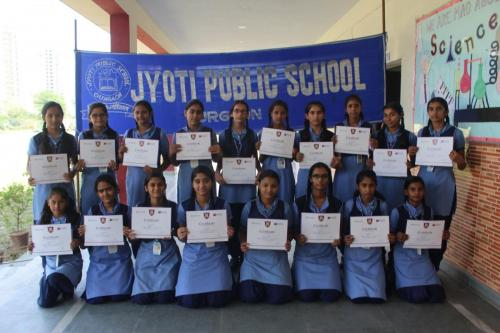 SCHOOL SUPER LEAGUE POWERED BY BYJU'S  10