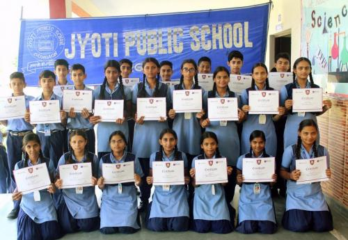 SCHOOL SUPER LEAGUE POWERED BY BYJU'S  11