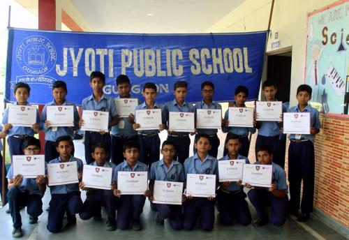 SCHOOL SUPER LEAGUE POWERED BY BYJU'S  13