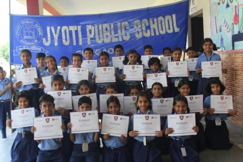 SCHOOL SUPER LEAGUE POWERED BY BYJU'S  5