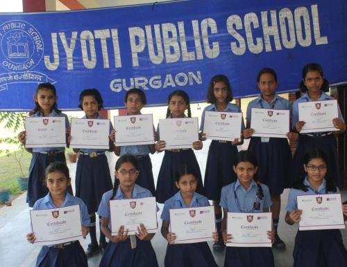 SCHOOL SUPER LEAGUE POWERED BY BYJU'S  7