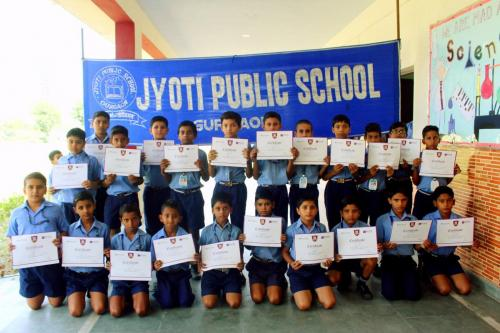 SCHOOL SUPER LEAGUE POWERED BY BYJU'S  8