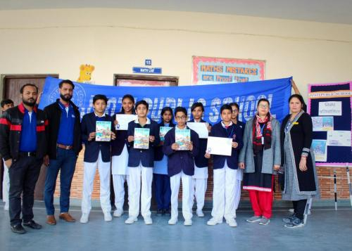 Tata Building India School Essay Competition 3