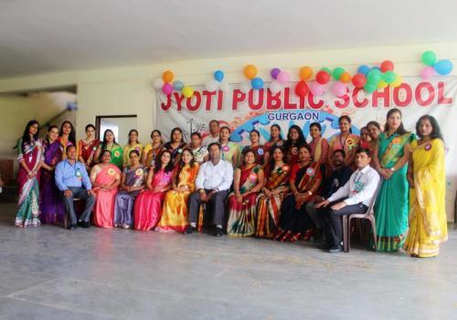 Teacher's day celebration in school 10 (1)