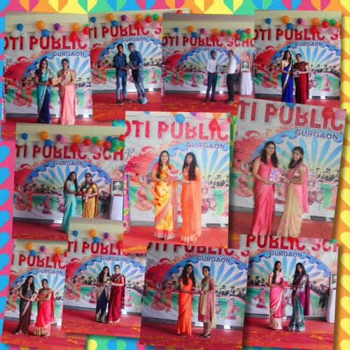 Teacher's day celebration in school 15