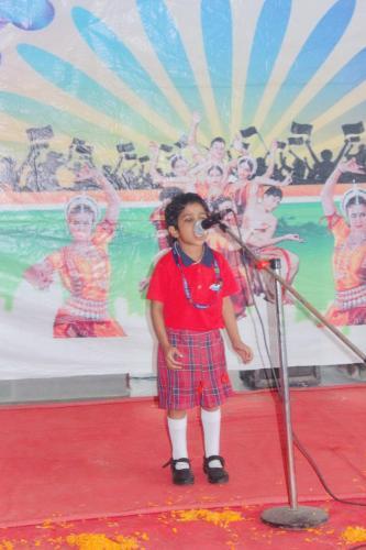 Teacher's day celebration in school 16