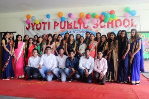 Teacher's day celebration in school 20