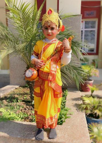 Saraswati Pujan 1