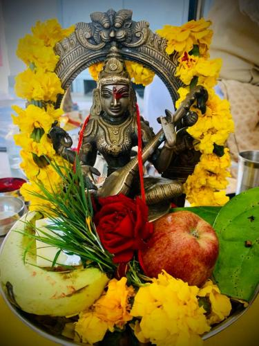 Saraswati Pujan